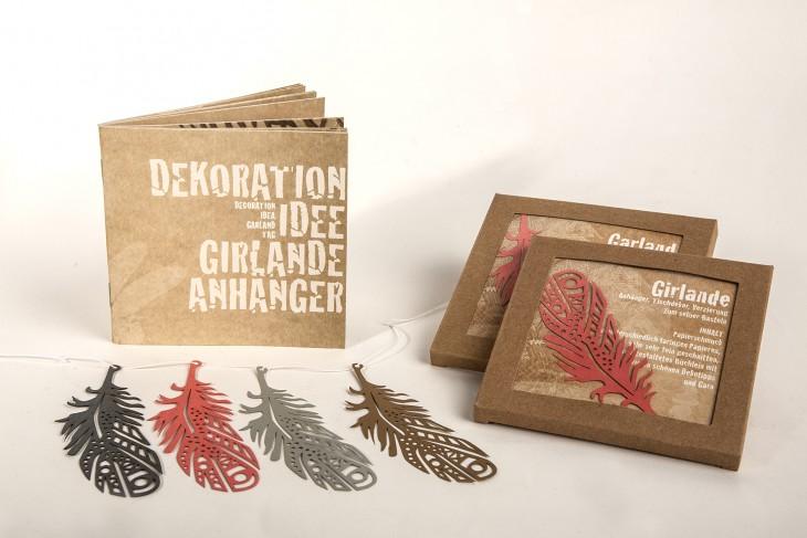 Garland feathers - Garland-DE